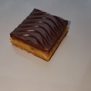 Produktbilde av Crispy dumle og karamellmarsipan konfekt