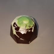 Produktbilde av mintkrem og kaffitrøffel konfekt